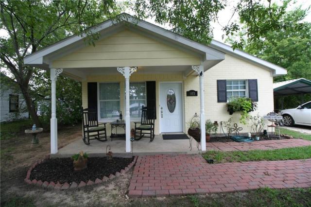 603 S Spears Street, Alvarado, TX 76009 (MLS #13933260) :: Potts Realty Group