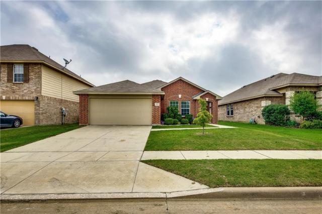 812 Becard Drive, Aubrey, TX 76227 (MLS #13933269) :: RE/MAX Town & Country