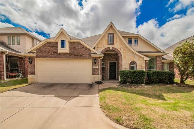 709 Crestridge Circle, Euless, TX 76040 (MLS #13933324) :: RE/MAX Town & Country