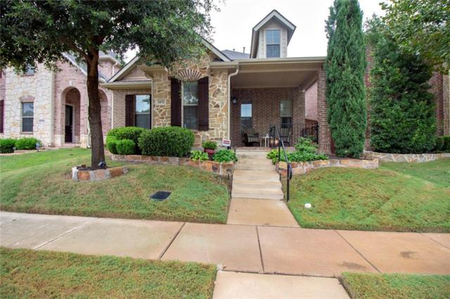 1471 Cambridge Drive, Lewisville, TX 75077 (MLS #13933334) :: Team Tiller
