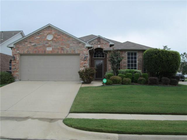 8852 Trace Ridge Parkway, Fort Worth, TX 76244 (MLS #13933352) :: The Mitchell Group