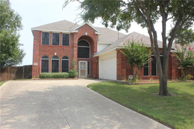 5806 Greenway Drive, Rowlett, TX 75089 (MLS #13933375) :: The Chad Smith Team