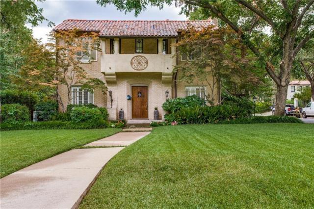 7102 Lakewood Boulevard, Dallas, TX 75214 (MLS #13933445) :: North Texas Team | RE/MAX Advantage