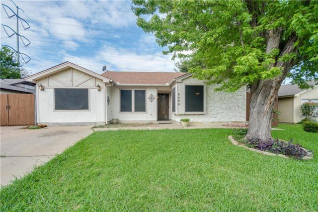 5406 Creek Valley Drive, Arlington, TX 76018 (MLS #13933538) :: Magnolia Realty