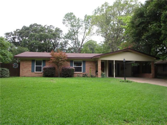 2014 Fairfax Drive, Corsicana, TX 75110 (MLS #13933546) :: RE/MAX Landmark