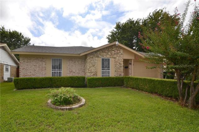 3212 Lariat, Garland, TX 75042 (MLS #13933569) :: RE/MAX Town & Country