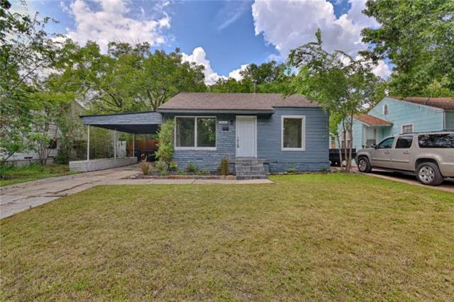 4228 Lisbon Street, Fort Worth, TX 76107 (MLS #13933683) :: The Mitchell Group