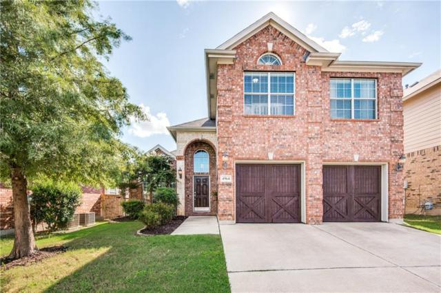 4964 Obrien Way, Fort Worth, TX 76244 (MLS #13933943) :: RE/MAX Landmark