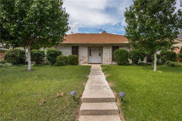 2405 Cordoba Drive, Carrollton, TX 75006 (MLS #13934001) :: Robbins Real Estate Group