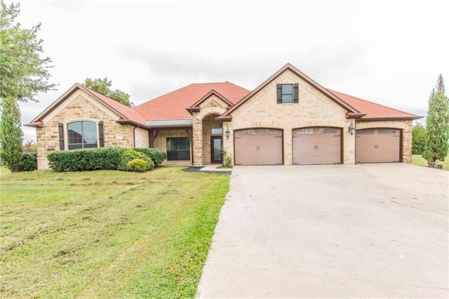 10545 Lago Vista, Quinlan, TX 75474 (MLS #13934011) :: RE/MAX Landmark