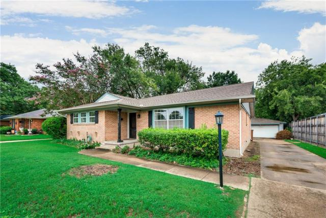10104 Lakemere Drive, Dallas, TX 75238 (MLS #13934018) :: The Hornburg Real Estate Group