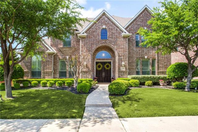 4703 Haverford Drive, Frisco, TX 75034 (MLS #13934021) :: The Rhodes Team
