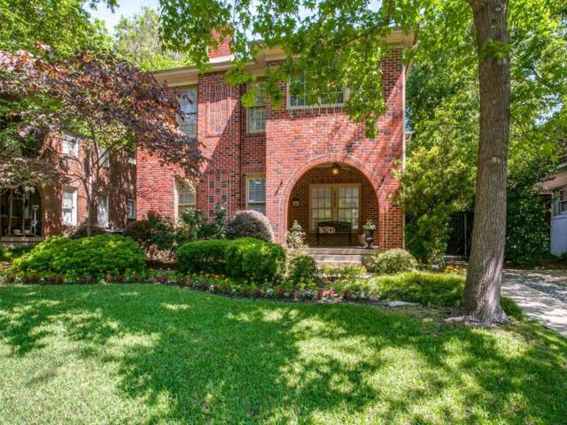 6313 Belmont Avenue, Dallas, TX 75214 (MLS #13934262) :: Frankie Arthur Real Estate