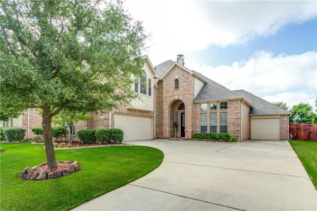 216 Tipperary Drive, Keller, TX 76248 (MLS #13934290) :: Team Tiller