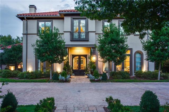 8414 Swananoah Road, Dallas, TX 75209 (MLS #13934336) :: The Chad Smith Team