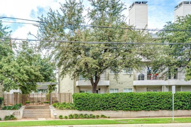 4111 Cole Avenue #37, Dallas, TX 75204 (MLS #13934381) :: Magnolia Realty