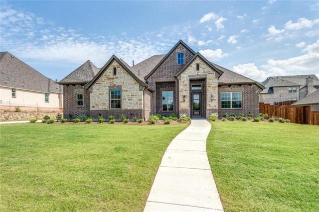 900 Saint Peter Lane, Prosper, TX 75078 (MLS #13934411) :: The Real Estate Station