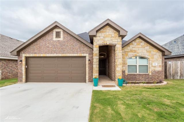 5310 Catclaw Drive, Abilene, TX 79606 (MLS #13934451) :: The Tonya Harbin Team