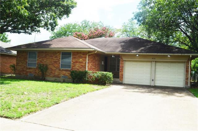 520 Willowood Lane, Lancaster, TX 75134 (MLS #13934476) :: Pinnacle Realty Team