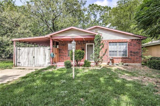 2319 Dyson Street, Dallas, TX 75215 (MLS #13934573) :: Century 21 Judge Fite Company