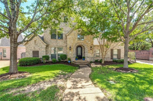 2905 Hillview Drive, Grapevine, TX 76051 (MLS #13934576) :: The Mitchell Group
