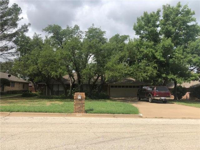 1512 Rodgers Drive S, Graham, TX 76450 (MLS #13934592) :: The Chad Smith Team