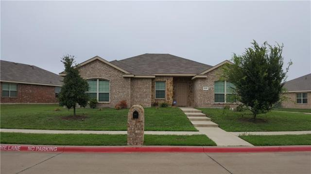 1447 Carsen Way, Lancaster, TX 75146 (MLS #13934656) :: Pinnacle Realty Team