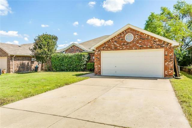 308 Rock Hill Drive, Crowley, TX 76036 (MLS #13934669) :: Potts Realty Group