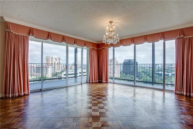 3310 Fairmount Street P1b, Dallas, TX 75201 (MLS #13934764) :: Magnolia Realty