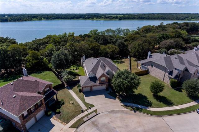 620 Lake Point Drive, Little Elm, TX 75068 (MLS #13934803) :: Robbins Real Estate Group