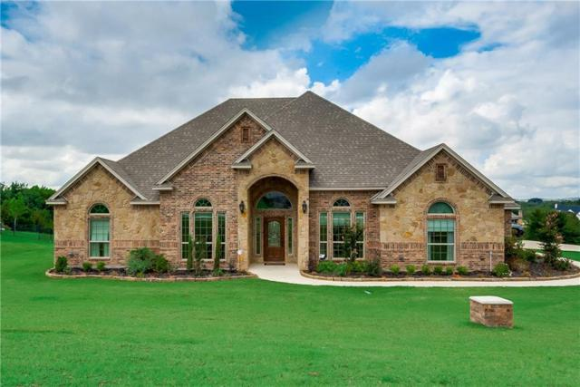 151 Stone Crossing Drive, Aledo, TX 76008 (MLS #13934806) :: The Heyl Group at Keller Williams