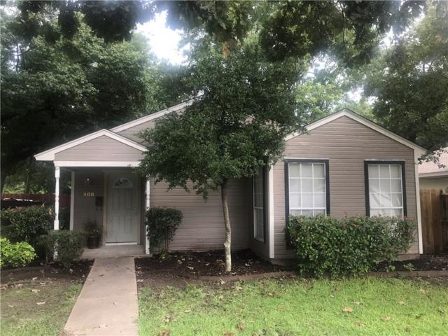 408 W White Avenue, Mckinney, TX 75069 (MLS #13934835) :: Kimberly Davis & Associates