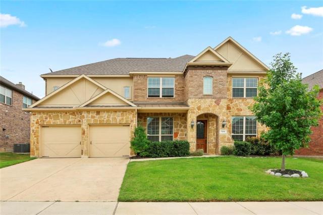 7204 Milsap Lane, Frisco, TX 75035 (MLS #13934844) :: Pinnacle Realty Team