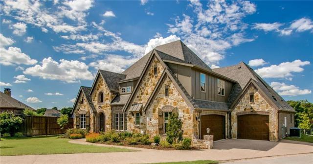 1519 Hawthorne Lane, Keller, TX 76262 (MLS #13934867) :: Exalt Realty