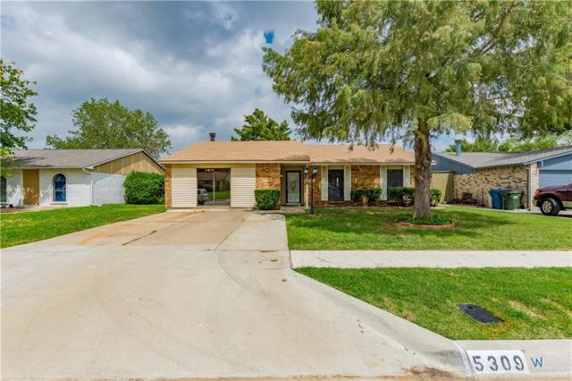 5309 Nash Drive, The Colony, TX 75056 (MLS #13934911) :: Pinnacle Realty Team