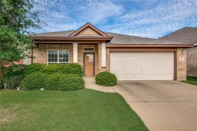 412 Turnstone Drive, Little Elm, TX 75068 (MLS #13934937) :: The Good Home Team