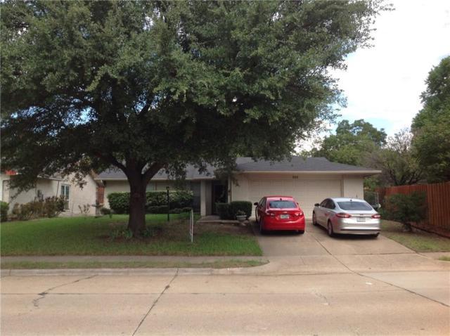 502 Beatty Drive, Grand Prairie, TX 75052 (MLS #13934942) :: RE/MAX Pinnacle Group REALTORS