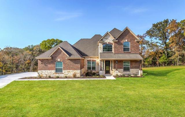 125 Spanish Oak Drive, Krugerville, TX 76227 (MLS #13934945) :: Pinnacle Realty Team