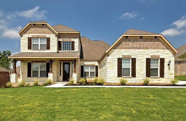 122 Dogwood Drive, Krugerville, TX 76227 (MLS #13934985) :: Pinnacle Realty Team