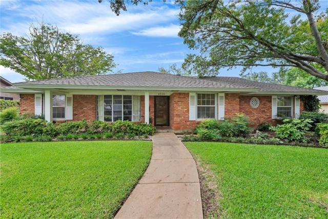 4520 Cloudview Road, Fort Worth, TX 76109 (MLS #13935058) :: RE/MAX Landmark