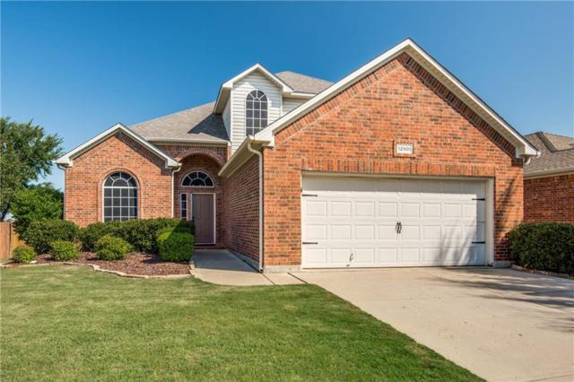 12901 Parkersburg Drive, Fort Worth, TX 76244 (MLS #13935076) :: Baldree Home Team