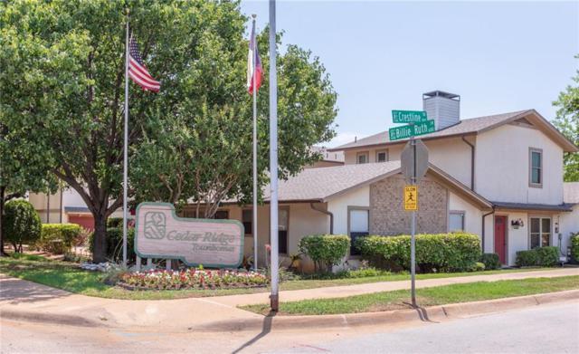624 Ridgeline Drive, Hurst, TX 76053 (MLS #13935185) :: Team Tiller