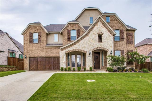 6609 Elderberry Way, Flower Mound, TX 76226 (MLS #13935223) :: The Real Estate Station