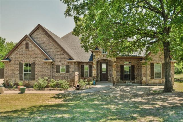 159 Foxpointe Circle, Weatherford, TX 76087 (MLS #13935240) :: The Mitchell Group