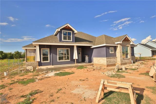 362 Foxtrot Lane, Abilene, TX 79602 (MLS #13935243) :: The Tonya Harbin Team