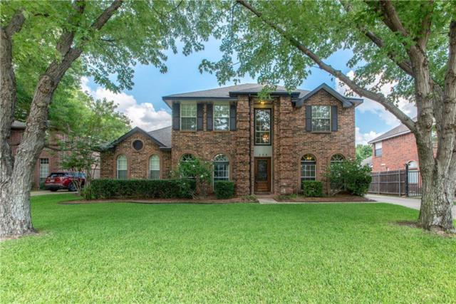 208 Bayou Court, Coppell, TX 75019 (MLS #13935302) :: Robbins Real Estate Group