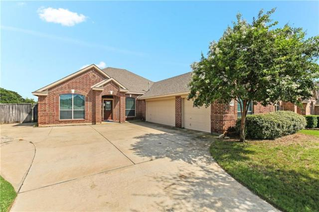 825 Greenwood Drive, Burleson, TX 76028 (MLS #13935506) :: The Mitchell Group