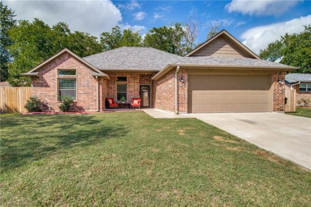 1610 N Shannon Street, Sherman, TX 75092 (MLS #13935583) :: Baldree Home Team