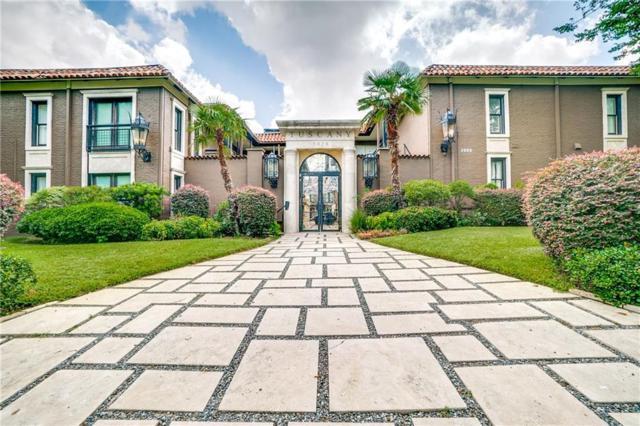 5908 Sandhurst Lane #142, Dallas, TX 75206 (MLS #13935620) :: Magnolia Realty