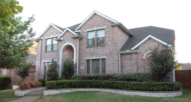 910 Stone Circle Lane, Lewisville, TX 75056 (MLS #13935624) :: Team Tiller